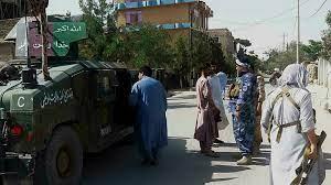 (rfi.fr)Afghanistan: l'offensive des talibans touche désormais les villes du pays.