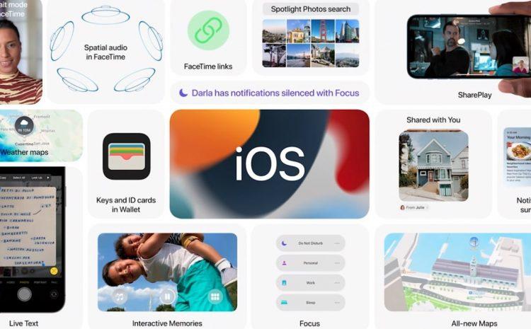(phonandroid.com)iOS 15 : date de sortie, iPhone compatibles, nouveautés, tout savoir sur la mise à jour