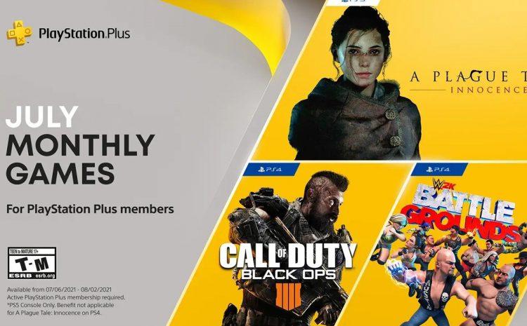(phonandroid.com)PlayStation Plus juillet 2021 : voici les jeux PS4 et PS5 gratuits ce mois-ci