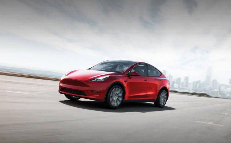 (phonandroid.com)Tesla : les premières Model Y débarquent en France en septembre 2021