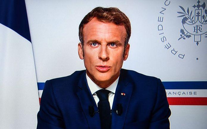 (observateurcontinental)Emmanuel Macron envoie deux avions militaires en Afghanistan
