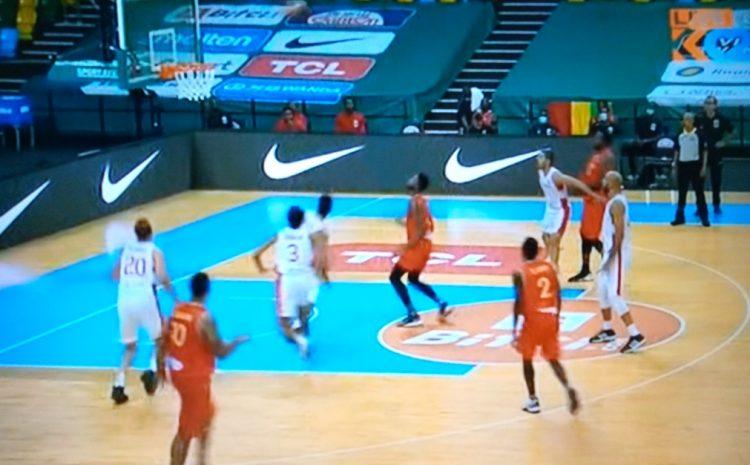 (Guineenews.org)Afrobasket : la Tunisie sans pitié avec la Guinée ( 82-46)