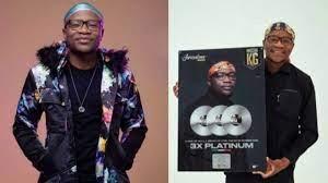 (AfrikMusik.fr)Jerusalema : triple disque de platine pour Master KG en Italie .