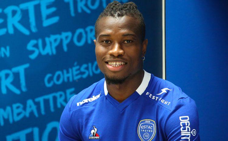 (F11)Troyes, Mercato : l'ESTAC obtient le prêt de Youssouf Koné (OL)