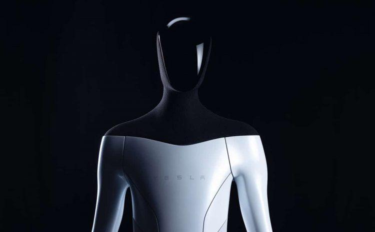 (phonandroid.com)Elon Musk dévoile le Tesla Bot, un robot futuriste doté de l'IA des voitures Tesla