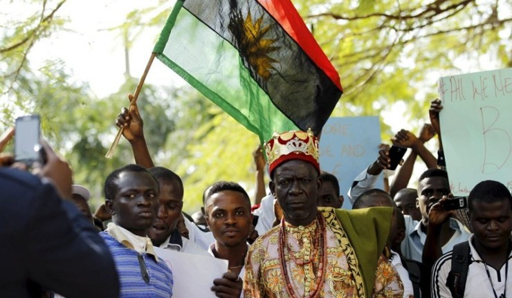 (Reseauinternational)Les puissances africaines sous pression