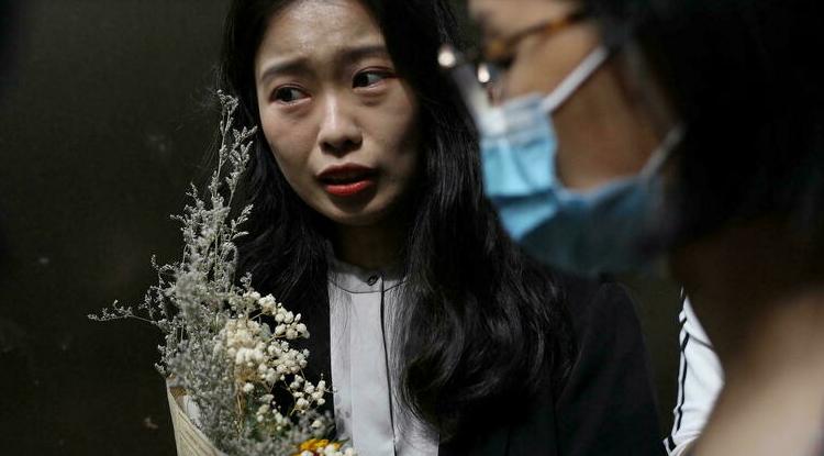 (rfi.fr)Chine: non-lieu dans l'affaire Xianzi, figure du mouvement #MeToo