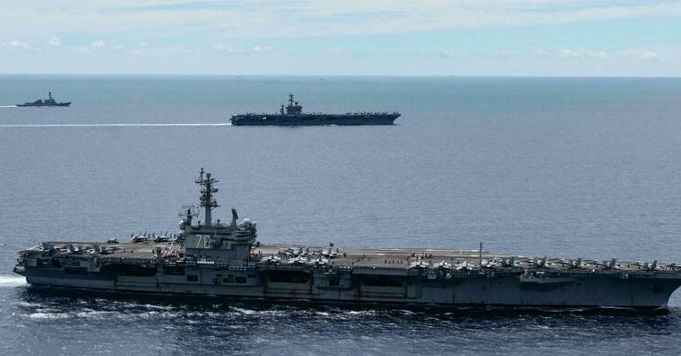 (rfi.fr)L'affaire des sous-marins australiens révélatrice de la stratégie américaine dans le Pacifique