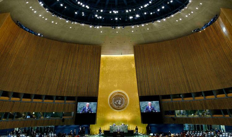 (rfi.fr)«Nouvelle guerre froide»: à l'ONU, Joe Biden et Xi Jinping tentent de rassurer sans convaincre