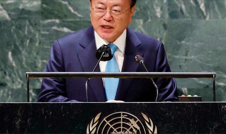 (rfi.fr)À l'ONU, le président sud-coréen appelle à la fin officielle de la guerre de Corée
