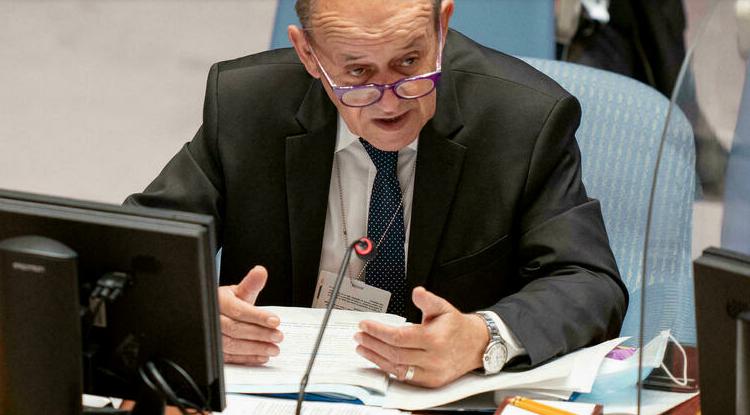 (rfi.fr)Assemblée générale de l'ONU: à la tribune, la France rappelle certains fondamentaux de sa diplomatie