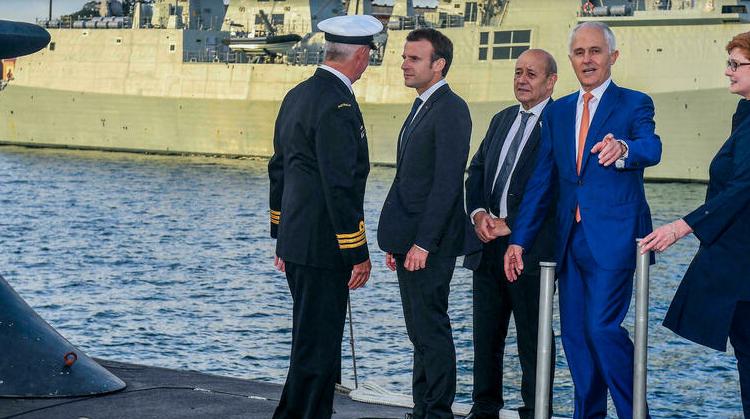 (rfi.frL'ex-Premier ministre australien fustige l'attitude de Scott Morrison dans l'affaire des sous-marins
