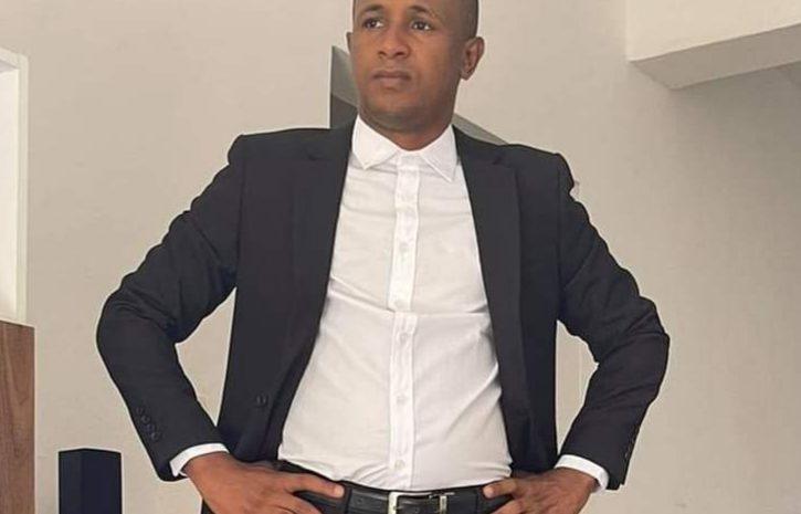 (Guineenews.org)Ousmane Gnelloy Diallo arrêté à l'aéroport de Conakry et conduit en prison (Avocat)