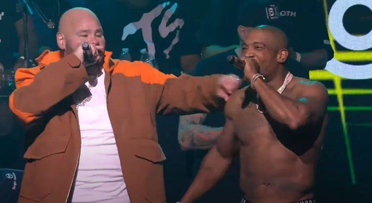 """(mouv.fr)Fat Joe encense Ja Rule : """"tu étais le Drake avant Drake"""""""