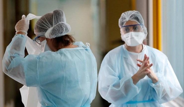 (Reseauinternational)Brèches à gogo dans l'obligation vaccinale des soignants