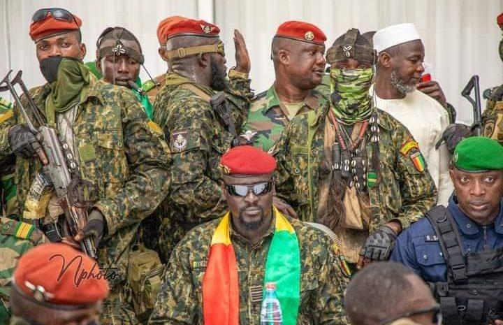(Guineenews.org)Coup d'Etat en Guinée : des citoyens parlent d'une délivrance pour la population