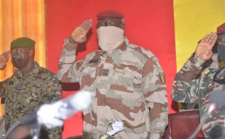 (Guineenews.org)Manifs anti Cedeao, accueil des activistes du Fndc: le CNRD siffle la fin de la récréation
