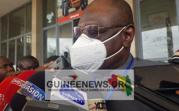 (Guineenews.org)Dr Lounceny Nabé, gouverneur de la BCRG : ce que le président du CNRD nous a demandé