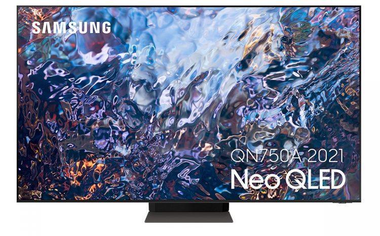 (phonandroid.com)Neo QLED 8K : Samsung lance une nouvelle TV QN750A avec des Mini LED