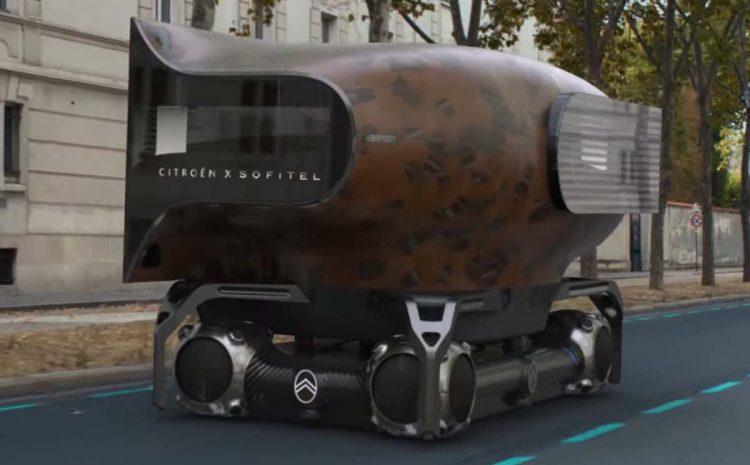 (phonandroid.com)Citroën invente un étrange skateboard électrique, modulaire et autonome
