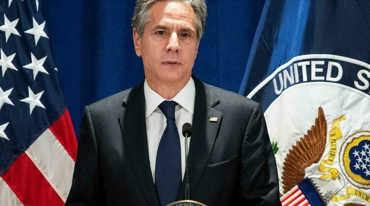 (rfi.fr)Antony Blinken à Paris: une visite sous tension du secrétaire d'État selon la presse américaine