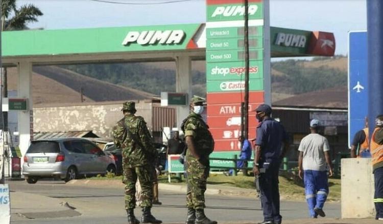 (rfi.fr)La crise politique s'envenime au royaume d'Eswatini