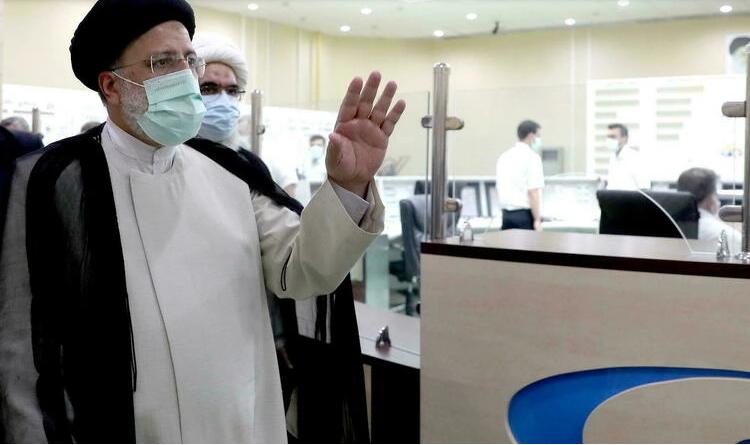 (rfi.fr)Nucléaire iranien: le président Raïssi accuse les États-Unis et les Européens du blocage