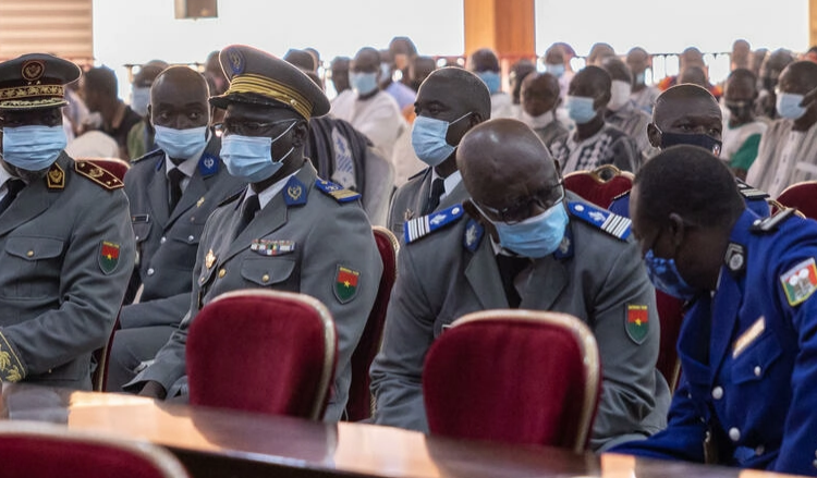 (rfi.fr)Procès de l'assassinat de Thomas Sankara: la difficile question de l'audition des témoins