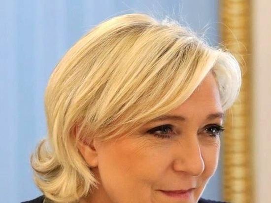 (observateurcontinental)Présidentielle 2022: Marine Le Pen se voit gagner les élections
