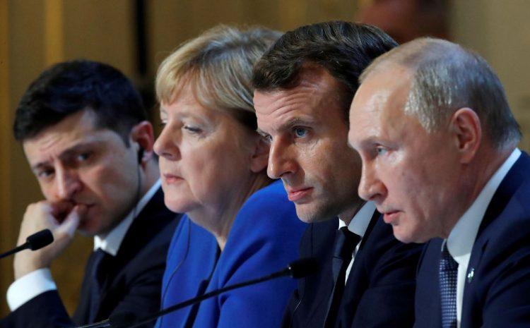 (observateurcontinental)Le format russo-américain risque-t-il de rendre obsolète le format Normandie?