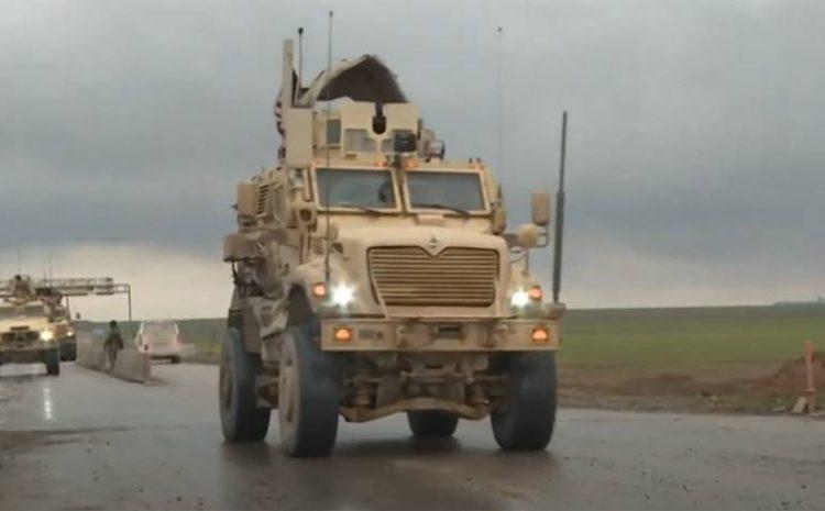 (observateurcontinental)L'armée syrienne stoppe un convoi militaire américain