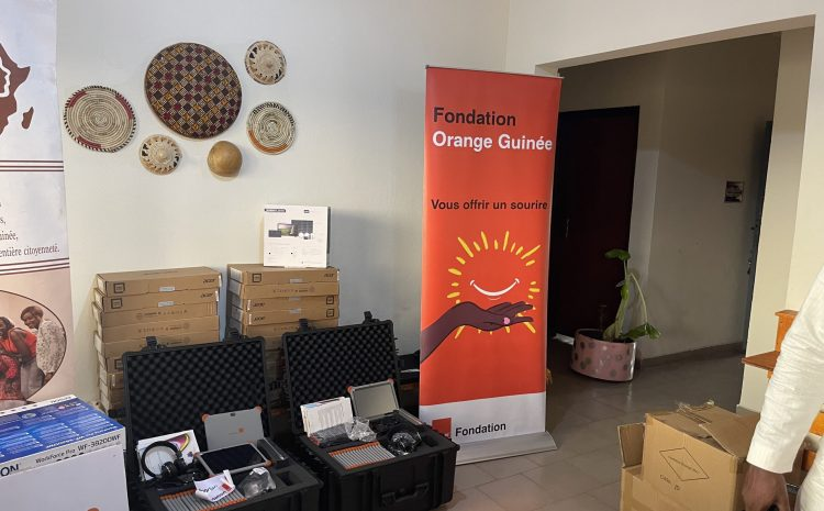 (Guineenews.org)La fondation Orange lance un appel d'offre pour la réhabilitation de 4 salles de classes